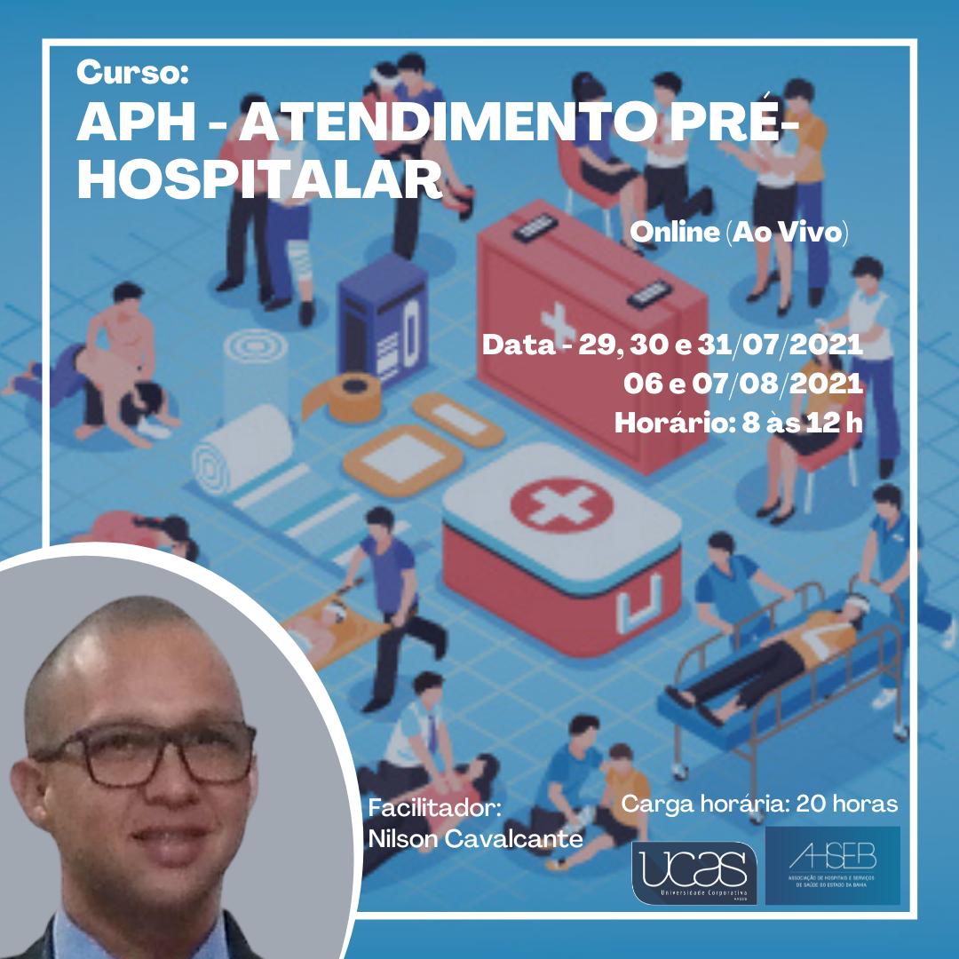 APH - Atendimento Pré-Hospitalar